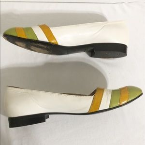 Marc Jacobs Shoes - Marc Jacobs Leather Ballet Flats Made in Italy